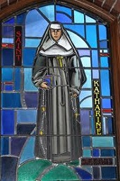 St. Katharine our patron saint